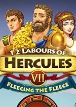大力神的十二道考验7:金羊毛(12 Labours of Hercules VII:Fleecing the Fleece Collector's)汉化中文典藏版