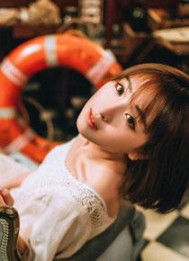 清纯短发女生写真 唯美高清十分迷人
