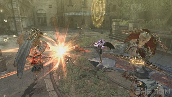 猎天使魔女游戏截图5