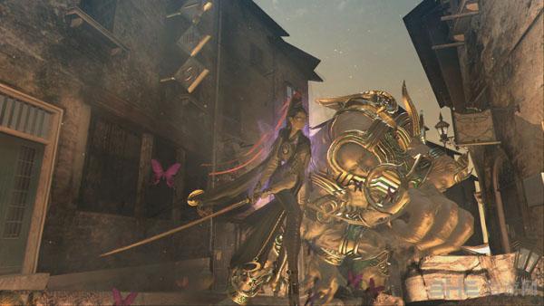 猎天使魔女最高画质演示图片5