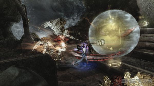 猎天使魔女最高画质演示图片11