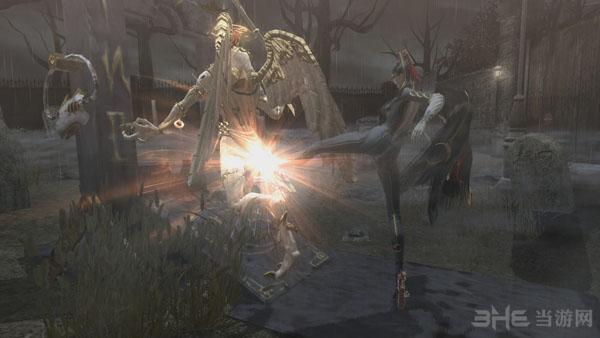 猎天使魔女最高画质演示图片9