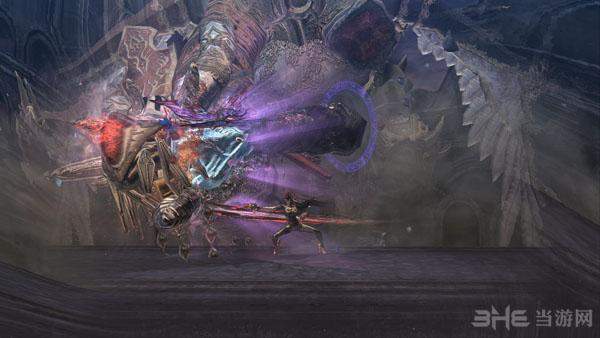 猎天使魔女最高画质演示图片10