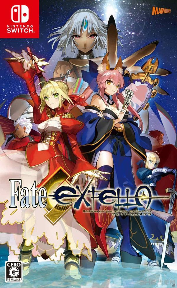 Fate/EXTELLA任天堂Switch版游戏图片2