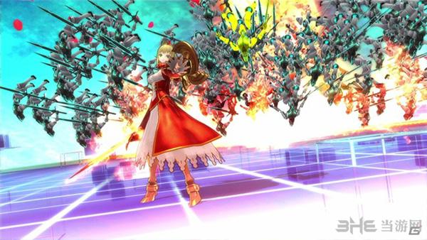 Fate/EXTELLA任天堂Switch版游戏图片3