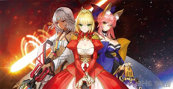 Fate/EXTELLA任天堂Switch版游戏图片4
