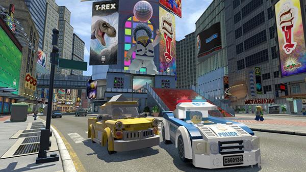 乐高都市游戏图片3