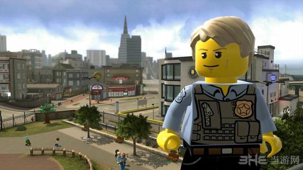 乐高都市游戏图片4