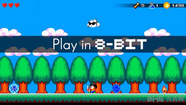 神奇男孩3游戏图片3