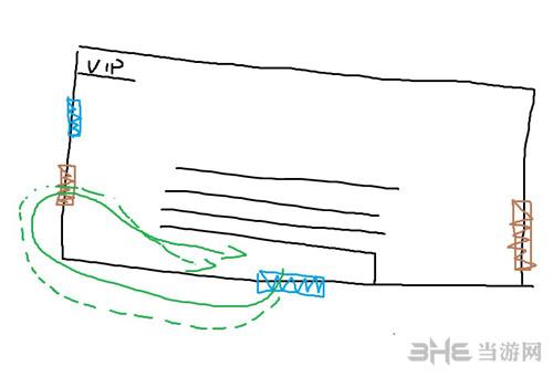 黎明杀机手绘图7