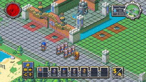 建筑大战洛克的冒险游戏截图3