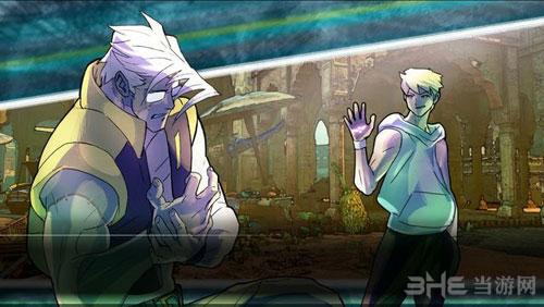 街头霸王5游戏图片2