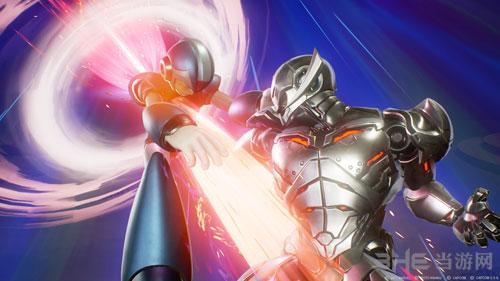 漫画英雄VS卡普空游戏截图1
