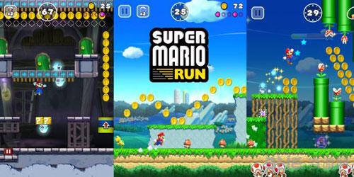 超级马里奥酷跑游戏图片1