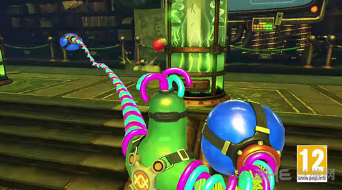 螺旋人Helix游戏截图3