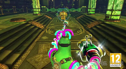 螺旋人Helix游戏截图4