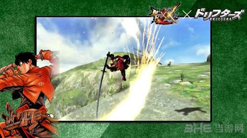 怪物猎人游戏图片4