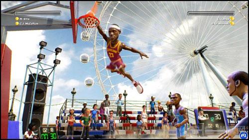NBA游乐场游戏图片1
