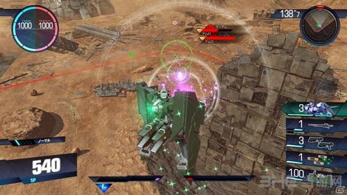 高达Versus游戏图片2