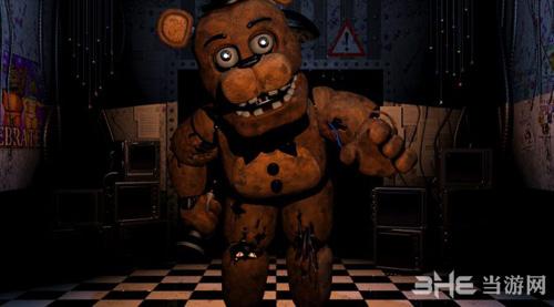 玩具熊的五夜后宫1
