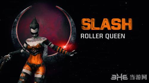 轮滑女Slash2