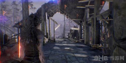 地狱之刃塞娜的献祭视频截图4
