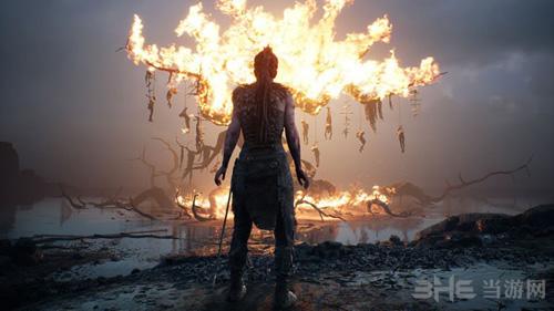 地狱之刃塞娜的献祭视频截图1