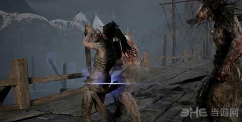 地狱之刃塞娜的献祭视频截图5