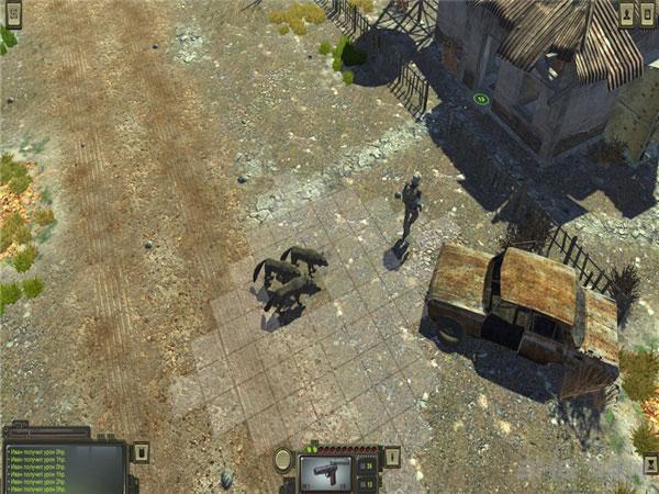 核爆RPG:末日余生截图2