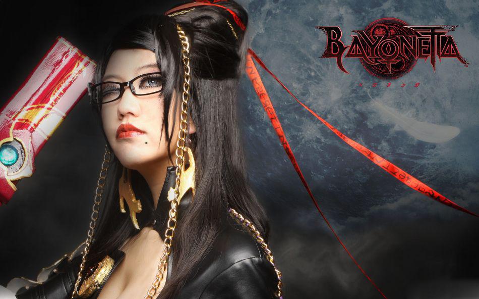猎天使魔女贝优妮塔cosplay图鉴 贝优妮塔