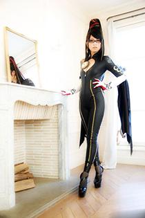 猎天使魔女贝优妮塔cosplay图鉴 贝优妮塔神级cos赏析