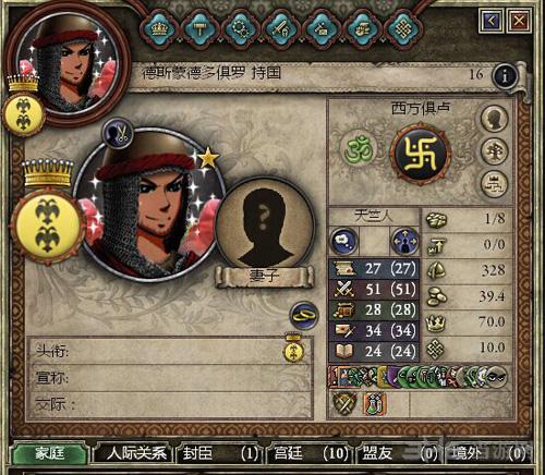 十字军之王2 v2.71萌化MOD截图0