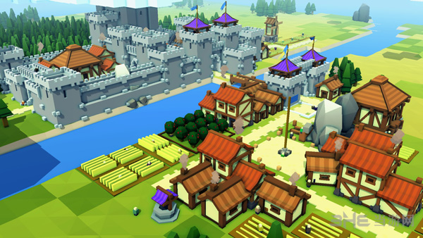 王国与城堡截图0