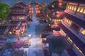 《幻想三国志5》新截图曝光 全新风格演绎洛阳昼夜