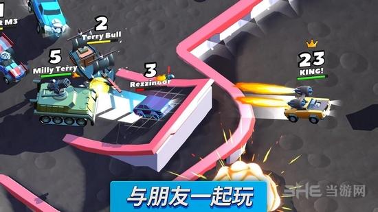 疯狂撞车王中文破解版截图4