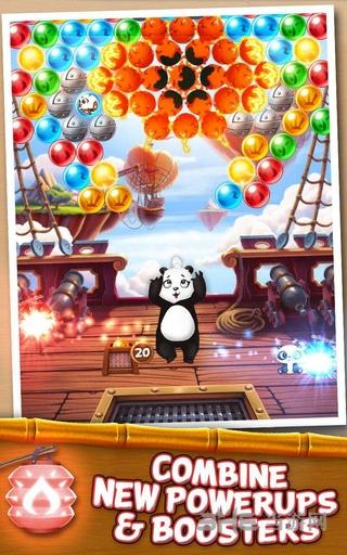 熊猫泡泡龙中文破解版截图3