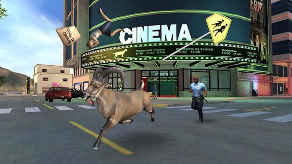 模拟山羊:收获日截图1