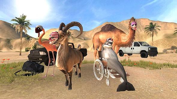 模拟山羊:收获日截图4