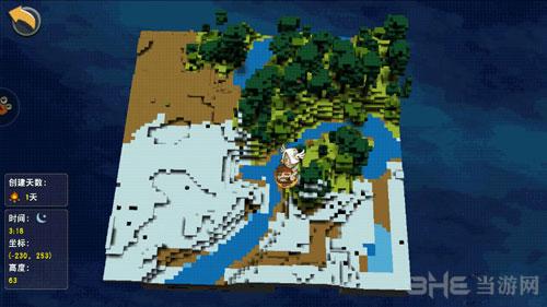 迷你世界村庄设计图展示图片