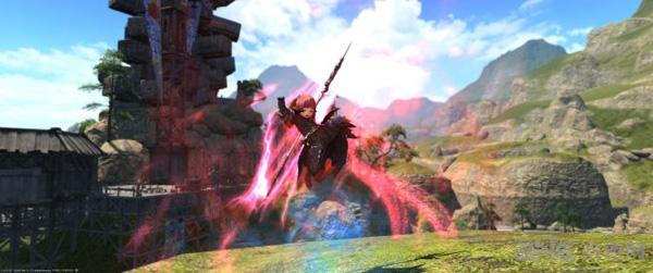 最终幻想14红莲之狂潮游戏截图1