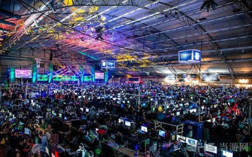 全球最大网吧照片6