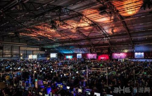 全球最大网吧照片4
