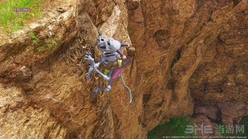 勇者斗恶龙PS4版游戏画面截图2