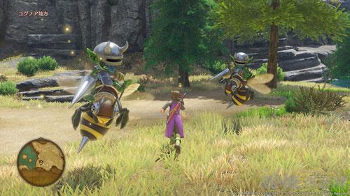勇者斗恶龙PS4版游戏画面截图3