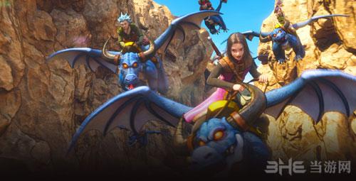 勇者斗恶龙PS4版游戏画面截图1