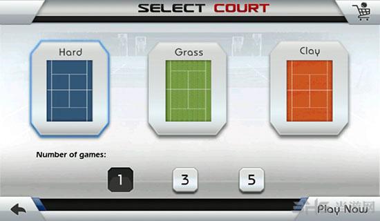 指尖网球手游截图2
