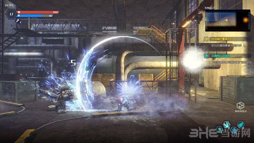 光明重影游戏战斗图片2
