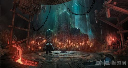 暗黑血统3游戏艺术原画4