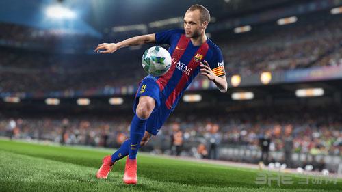 实况足球2018游戏截图1
