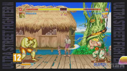 终极街霸2最后的挑战者游戏图片4